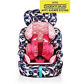Cosatto Zoomi Group 123 Anti-Escape Car Seat (Magic Unicorns)