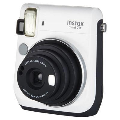 Instax Mini 70 Instant Camera, White