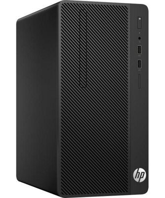HP Business Desktop 290 G1 Micro Tower Desktop Intel Core i5 500GB Windows 10 Pro Integrated Graphics