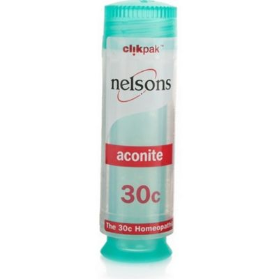 Nelsons Aconite 30C 84 Pillules