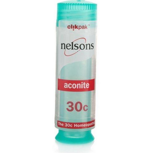 Nelsons Aconite 30C 84 Pillules