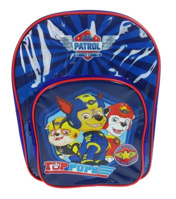 Paw Patrol 'Top Pups' Arch Pocket School Bag Rucksack Backpack
