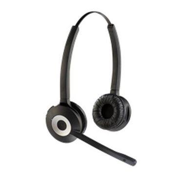 Jabra PRO 920 Duo Binaural Head-band Black headset