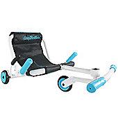 Ezy Roller Classic No-Pedal Snake Kart White/Blue