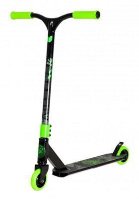 Blazer Pro Complete Scooter Decay Series - Wired (Black/Green)