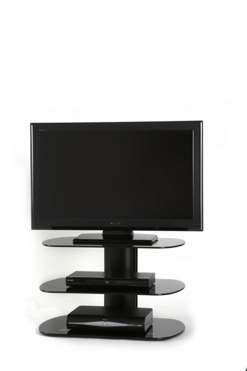 Off The Wall Skyline TV Stand - Black