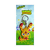 Keyring - Moshi Monsters - POPPET - Paper Projects