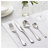 Fox & Ivy Aspen 18/10 16 Piece Cutlery Set