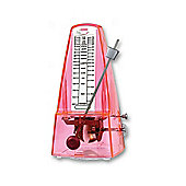Percussion Plus PP516 Metronome - Transparent Pink
