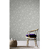 Graham & Brown Botanic Wallpaper - Taupe