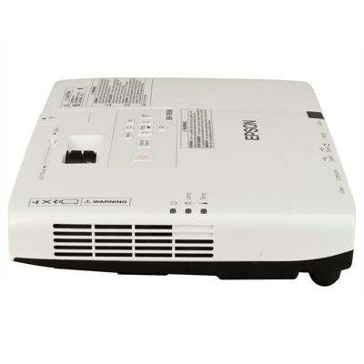 Epson EB-1761W 3LCD Projector 2000:1 2600 Lumens 1280x800 1.68kg (White)
