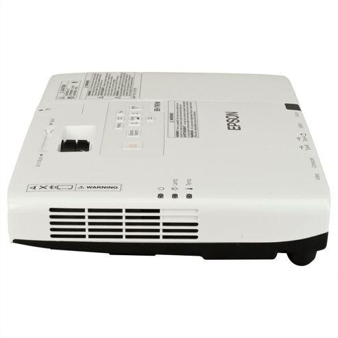 Epson EB-1761W 3LCD Projector 2000:1 2600 Lumens 1280x800 1.68kg (White)
