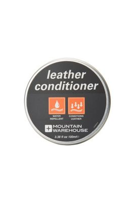 Mountain Warehouse Leather Boot Water-repellant Polish Cream Paste Conditioner
