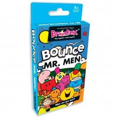 BrainBox Bounce MR. MEN