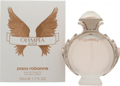 Paco Rabanne Olympea Aqua Eau de Toilette (EDT) 50ml Spray For Women