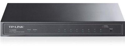 TP-Link TL-SG2008 8-Port Gigabit Smart Switch