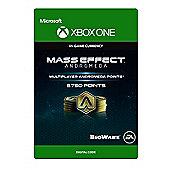 Mass Effect: Andromeda: Andromeda Points Pack 5 (5750 PTS) (Digital Download Code)