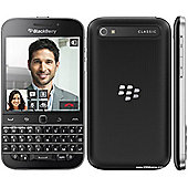 BlackBerry Classic 16GB 4G Smartphone - Black