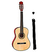 "Music Zone 34"" Beginner's Acoustic Guitar"