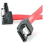 StarTech SATA to Right Angle SATA Serial ATA Cable - M/M (m)