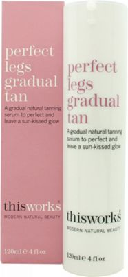 This Works Perfect Legs Gradual Tan 120ml