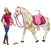Barbie Dream Horse With Accessories