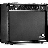 Stagg 30W Guitar Amplifier with 16 DSP effects