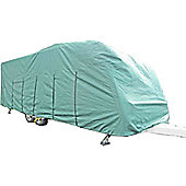 OLPRO Caravan Cover (Green) 6.8m to 7.4m (22'-24')