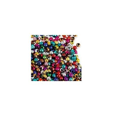 Craft Factory Assorted Plastic Beads 30grams
