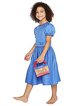 Roald Dahl Matilda Dress-Up Costume - Blue