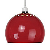 Arco Metal Ceiling Pendant Light Shade in