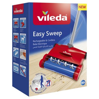 Vileda Easy Sweep Carpet Cleaner Catalogue Number 473 8421