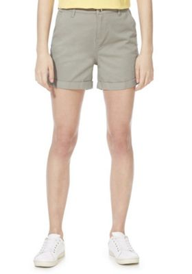 F&F Chino Shorts Khaki 16