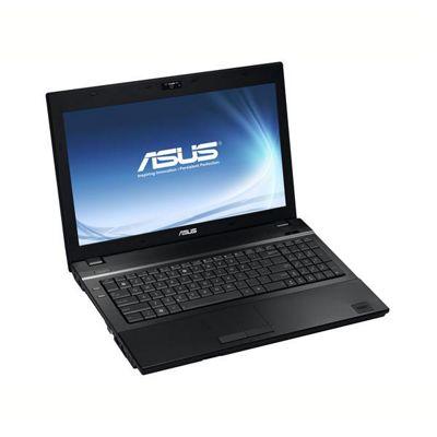 Asus B53F-SO126X Notebook Core i3 (370M) 2.4GHz 4096MB 320GB 15.6 inch TFT DVD SuperMulti LAN WLAN BT Windows 7 Professional (GMA HD)