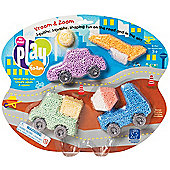 Learning Resources Playfoam Themed Vroom and Zoom
