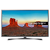 """LG 50UK6750P 50"""" Ultra HD 4K Smart LED TV With Freeview Play in Black"""