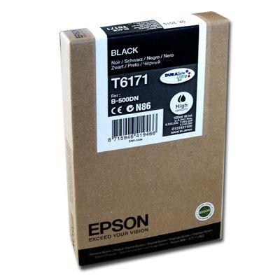Epson B500DN/ B510DN Ink Cartridge HC Black 4k