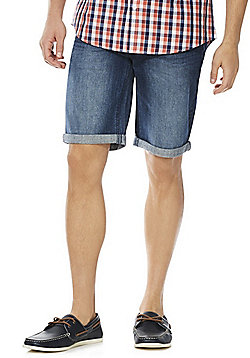 F&F Denim Shorts - Mid wash