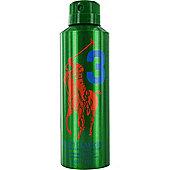 Ralph Lauren Big Pony Collection 3 Body Spray 200ml