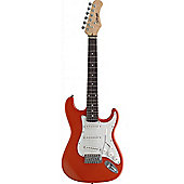 Stagg 3/4 Size Electric Guitar - Orange