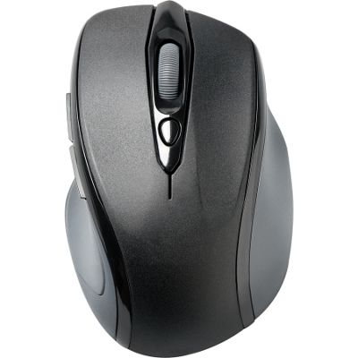 Kensington Pro Fit 72405 Mouse - Optical - Wireless - Blue, Black