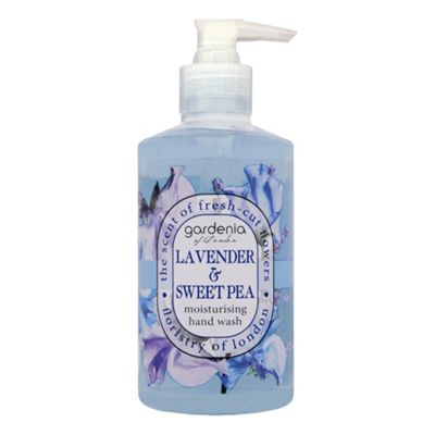 Gardenia of London Lavender & Sweet Pea Moisturising Hand Wash