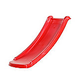 Red Plastic Children's Slide 1.2m long Suitable for a 60cm High Platform