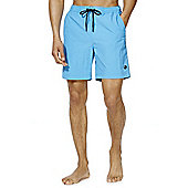 F&F Mid Length Swim Shorts - Blue