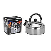 Redcliffs 2 Litre Stainless Steel Whistling Kettle