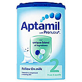 Aptamil Follow On Milk 900G
