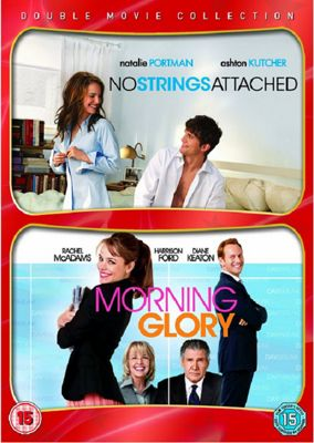 No Strings Attached/Morning Glory DVD
