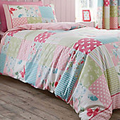 Canterbury Patchwork Single Bedding
