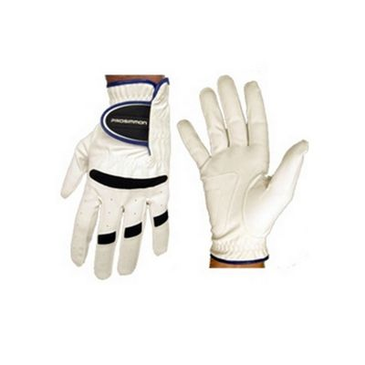 Prosimmon All Weather Golf Gloves For Left Handed Player White M