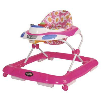 Kiddu Jordan Baby Walker, Pink
